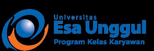 Kelas Karyawan Universitas Esa Unggul Logo
